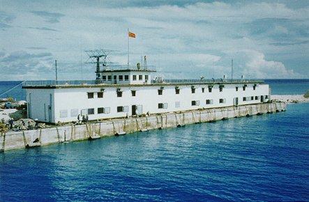 16年前永暑礁老兵的守礁日记——16 - 汉子 - 汉子的博客
